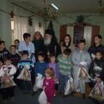 Посета на штитениците при Домот за доенчиња во Битола,