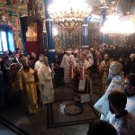 Божествената Златоустова Воскресна Литургија