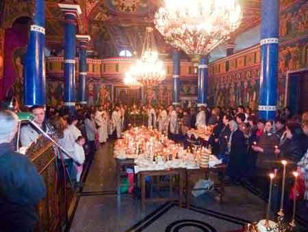 повечерие со Акатист во Битола