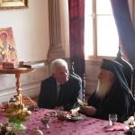 Рускиот Амбасадор во посета на Преспанско-Пелагониската Митрополија