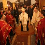 Чествување на св. Климент Охридски во македонската Богословија