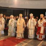 Архиерејска Божествена Литургија во соборниот храм на свети Климент Охридски во Скопје