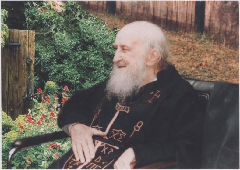starec Sofronij