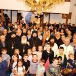 """Архиерејска Вечерна богослужба во """"Св. Петка"""" – Австралија"""