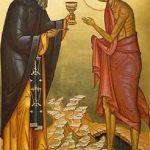 Во Неделата на св. Марија Египетска, Архиерејска Божествена Литургија во Крушево