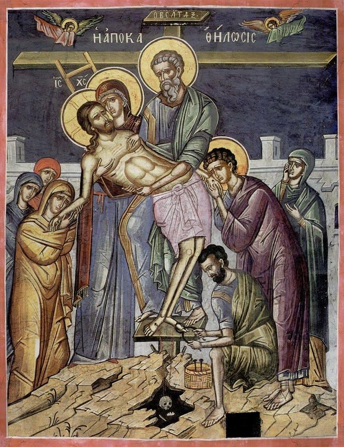 Simnuvanje od krstot