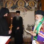 """Замонашување во манастирот """"Св. Преображение"""" во Зрзе"""