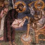 """Велики Четврток со Елеосвештение во храмот """"Св. Богородица"""" во Битола"""