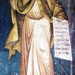 Слово за починатите во верата, за тоа, каква полза им принесуваат Литургиите кои се служат за нив и раздаваната милостиња – Св. Јован Дамаскин