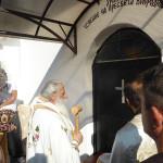 Осветување на црква во Драгарино, Битола