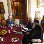 Рускиот Амасадор во посета на Преспанско-Пелагониската Митрополија