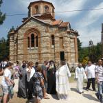 Одбележан празникот на св. Архангел Гаврил во Битола