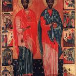Светите маченици и бесребреници Козма и Дамјан – од Арабија