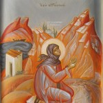 Блажена Тарсо (Тарасија), Христа ради јуродива. (24 септември / 7 октомври, 1989).
