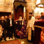 Архиерејска Вечерна Богослужба во Марков Манастир – Скопје
