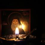 Преподобен Гавриил (Ургебадзе) во сеќавањата на неговата келијница