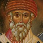 Свети Спиридон Тримифунтски Чудотворец