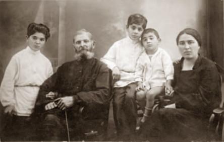 ilija II roditeli