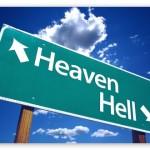 Рај и пекол – приказна