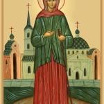 Светата блажена Ксенија Петроградска (Јуродива)