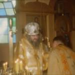 Видео запис од службата со свети Јован Шангајски (Њу Јорк,1953 г)