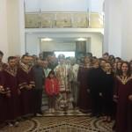 Недела на свети Јован Лествичник – Архиерејска Литургија во црквата Св. Петка, Прилеп
