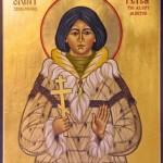 Свети Петар Алеут, маченик, кој пострадал од католицизмот