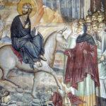 Цветници – долго влегување во Ерусалим