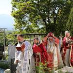 Осветување на црквата Света Троица во Ресен – Свети Ахил Преспански