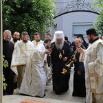 Одбележан 70-годишниот јубилеј, роденденот на Митрополитот Преспанско-пелагониски г. Петар