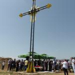 Осветување на Крст во село Вашерејца