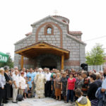 Осветена црквата Св. Пантелејмон во Прилеп