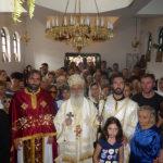 Свети Седмочисленици, Свети великомаченик Пантелејмон – Архиерејска Божествена Литургија
