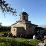 """Осветување на храм на """"Свети Јован Крстител"""" во Штрбово – Ресен"""