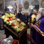 Архиерејска Вечерна на празникот на Свети Димитриј во Битола