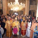 Архиерејска Божествена Литургија во Прилеп