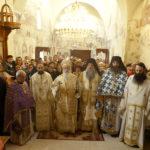Архиерејска Божествена Литургија во манастирот Свети Архангел Михаил – Варош