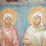 Свети Козма и Дамјан Азиски