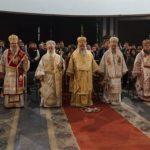 Архиерејска Литургија на денот на свети Климент Охридски
