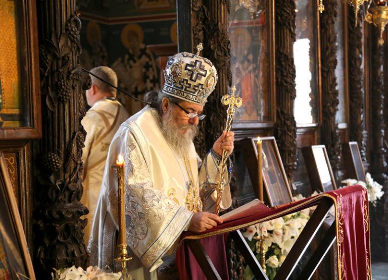 35 години духовно пастирствување на Митрополит Петар – Слово на Митрополитот Повардарски г. Агатангел