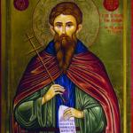Литија во чест на Свети Нектариј Битолски