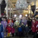 Воведение на Пресвета Богородица во храмот – Архиерејска Литургија во Прилеп