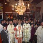 Архиерејска Божествена Литургија во манастирот Св. Меркуриј – Барешани