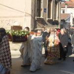Свети Нектариј Битолски – Архиерејска Божествена Литургија и Литија