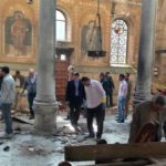 Египет: 25 души убиени во експлозија во црквата Св. Марко