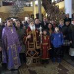 Во Прилеп одбележан вториот ден од Божик и споменот на Св. Нидоким Прилепски