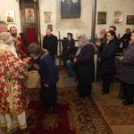 Сеноќно бдение во манастирот Успение на Пресвета Богородица во Јанковец