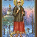 Света Ксенија Петроградска – Песочен Филм на Ксенија Симонова