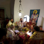 Свети Георгиј Кратовски – Архиерејска Божествена Литругија во Кратово