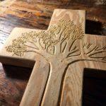 Сè е врежано во дрвото на твојот крст